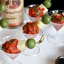 Appetizers - Meatball Martini